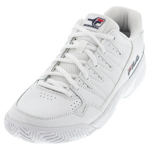 Men`s Double Bounce Pickleball Shoes White
