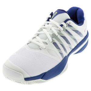 Men`s Ultrashot 2 Tennis Shoes White and Limoges