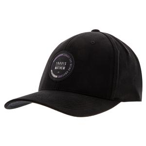 Men`s Sorry Not Sorry Tennis Hat Black