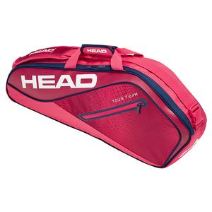 Tour Team 3R Pro Tennis Bag Red and Navy