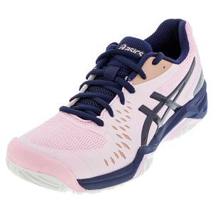 Women`s GEL-Challenger 12 Tennis Shoes Cotton Candy and Peacoat