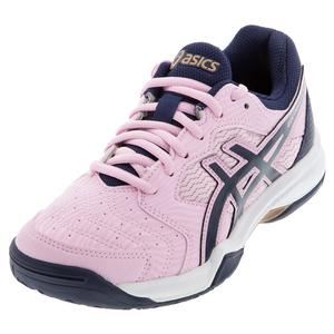 Women`s GEL-Dedicate 6 Tennis Shoes Cotton Candy and White