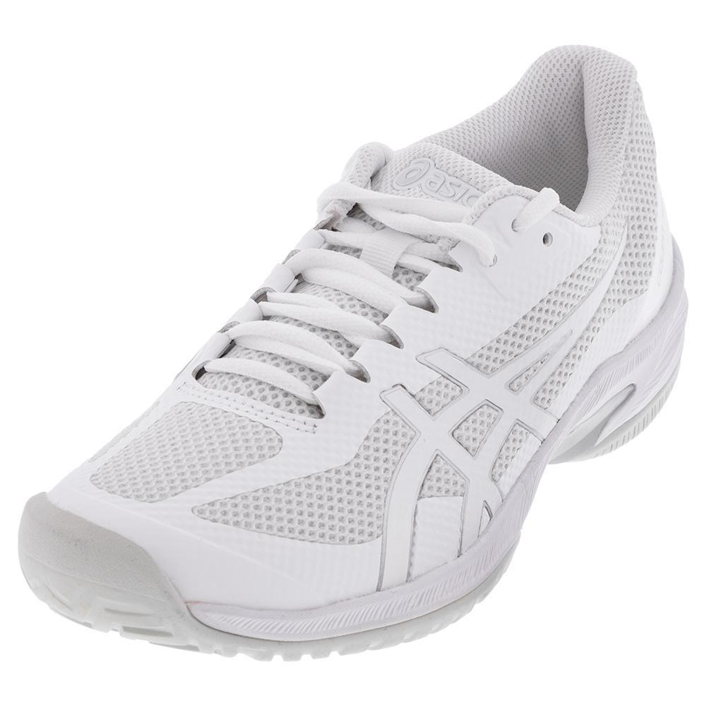 Women's Court Speed Ff Tennis Shoes White