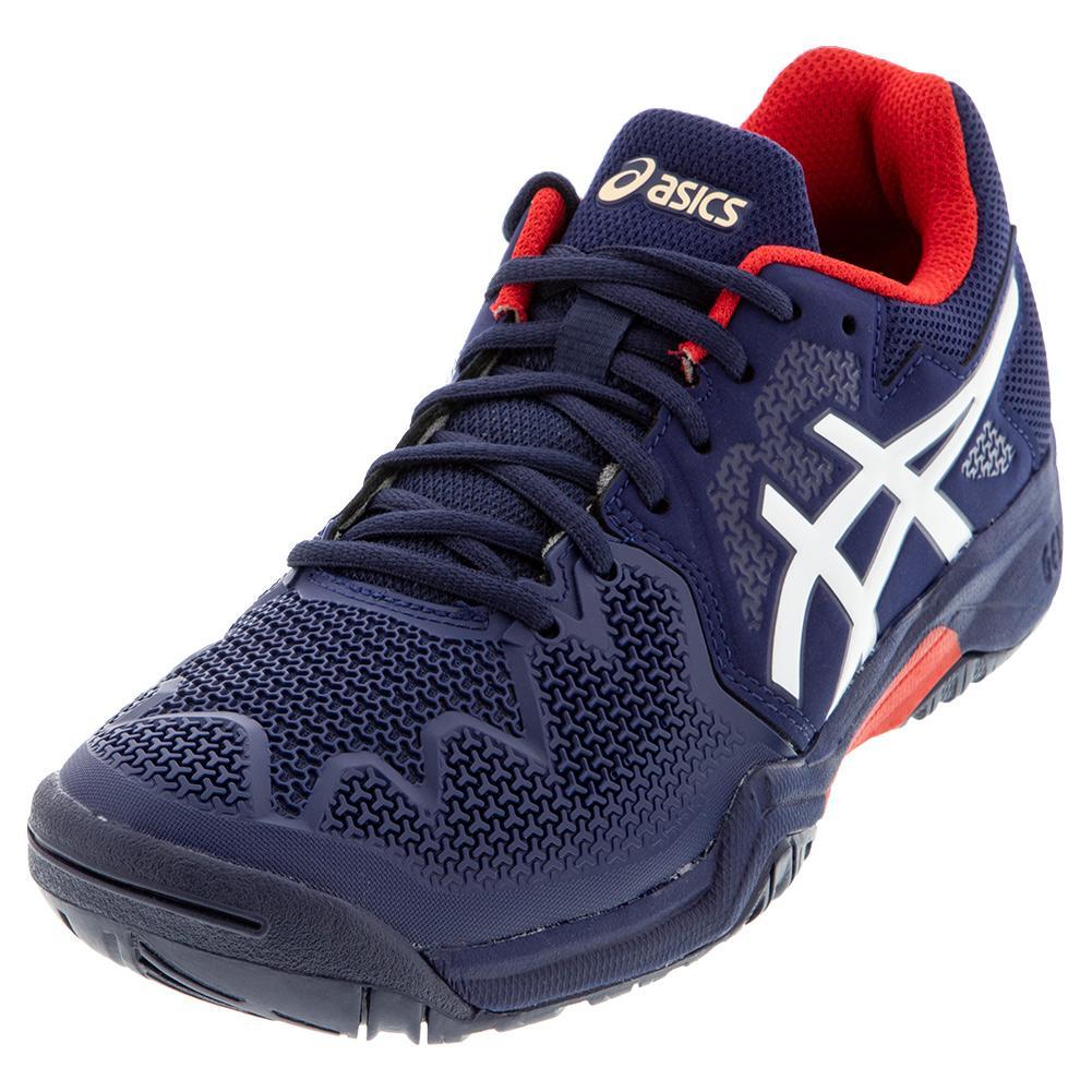 GEL-Resolution 8 GS Tennis Shoes