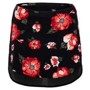 Women`s Lyra 14.5 Inch Tennis Skort California Poppy