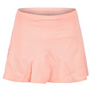 Women`s Kimberley 13.5 Inch Tennis Skort Peach Pearl
