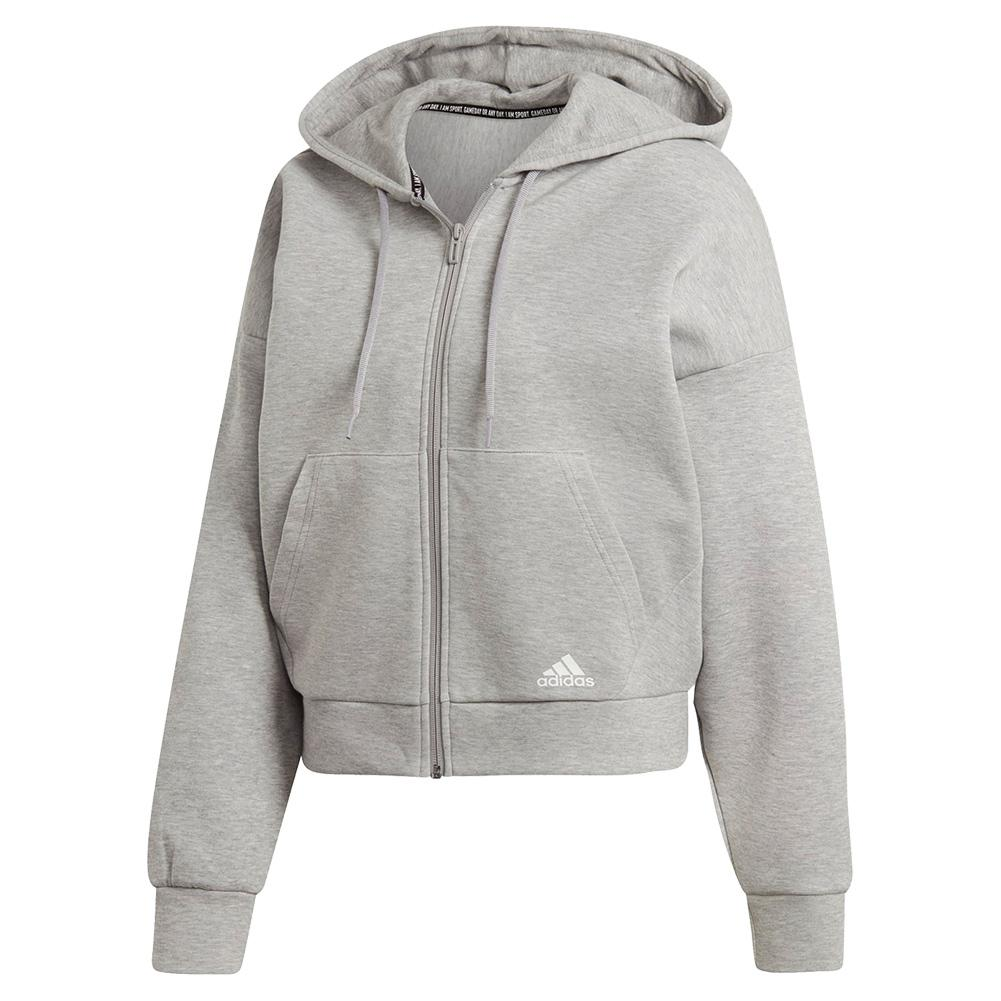 Women's Must Haves 3- Stripes Double- Knit Hoodie