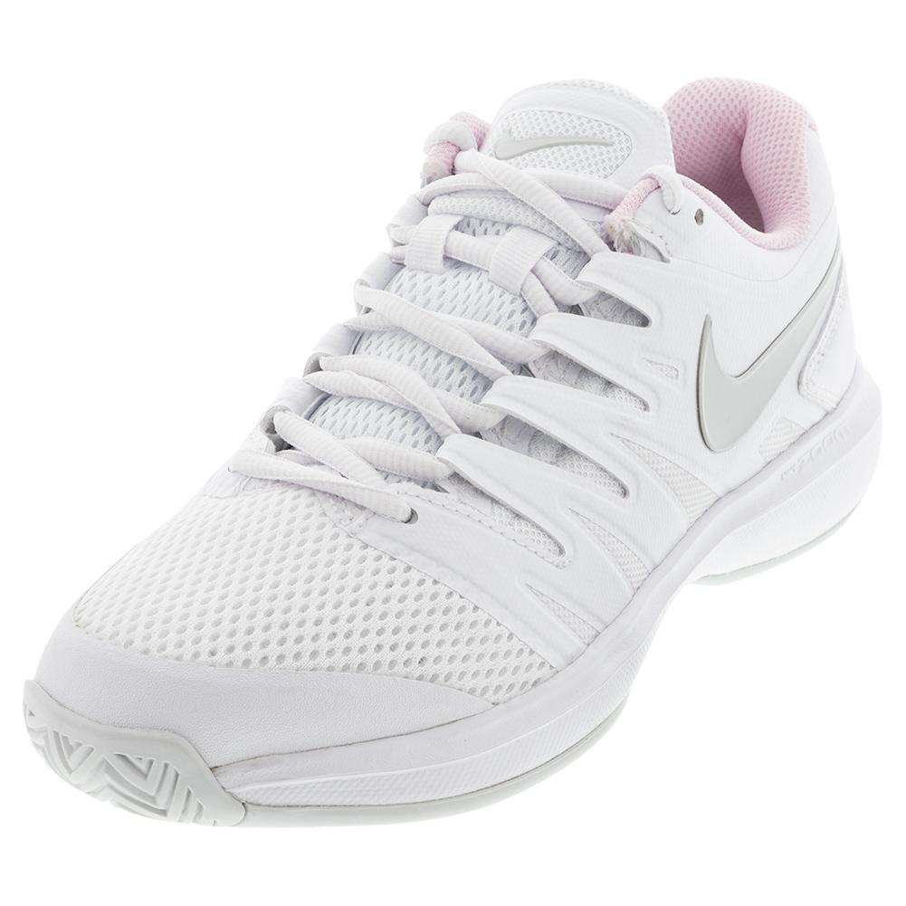 esclavo Contratado Un fiel  Nike Women`s Air Zoom Prestige Tennis Shoes | Tennis Express | AA8024-105