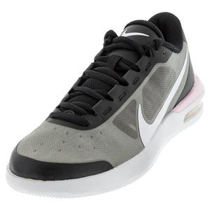 Women`s Air Max Vapor Wing MS Tennis Shoes Black and White