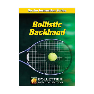 HUMAN KINETICS BOLL-ISTIC BACKHAND DVD