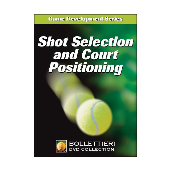 Shot Selection And Positioning Dvd
