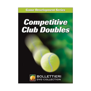 Competitive Club Doubles DVD