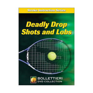 HUMAN KINETICS DEADLY DROP SHOTS AND LOBS DVD