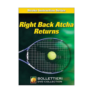 HUMAN KINETICS RIGHT BACK ATCHA RETURNS DVD