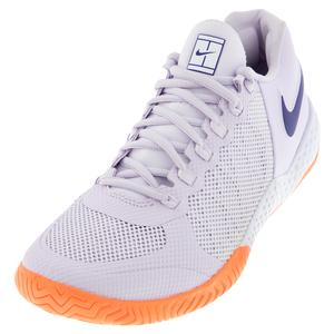 Women`s Flare 2 HC Tennis Shoes Barely Grape and Regency Purple