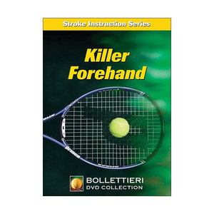 HUMAN KINETICS KILLER FOREHAND DVD