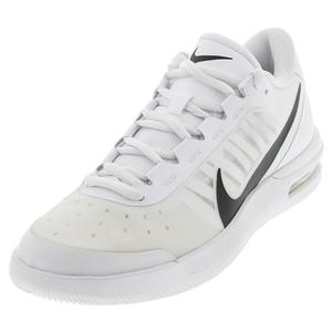 Men`s Air Max Vapor Wing MS Tennis Shoes White and Black