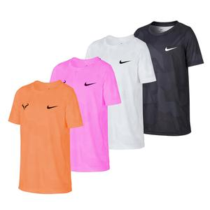 Boys` Rafa Court Dry Legend Seasonal Tennis Tee