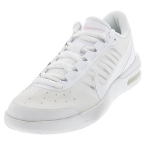Women`s Air Max Vapor Wing MS Tennis Shoes White and Black