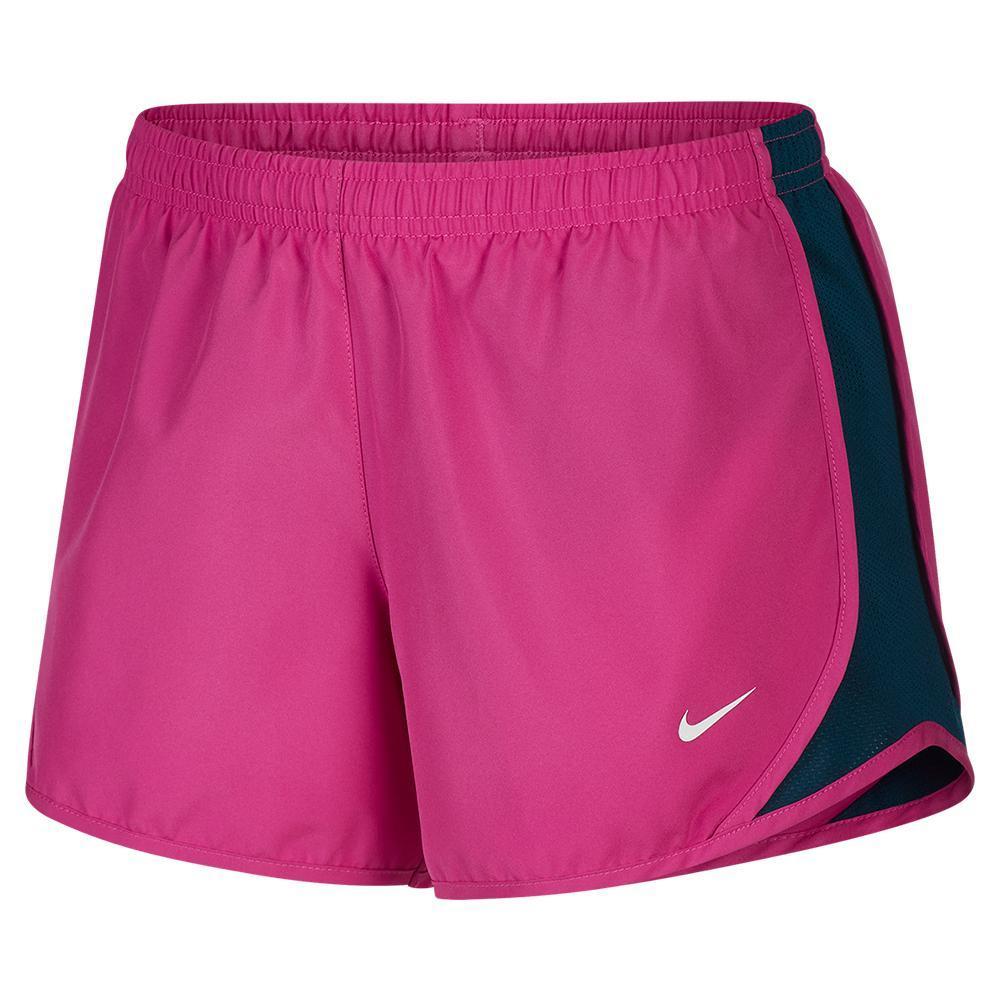 Girls ` Dry Tempo Running Shorts