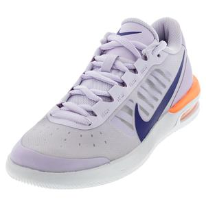 Women`s Air Max Vapor Wing MS Tennis Shoes Barely Grape and Regency Purple
