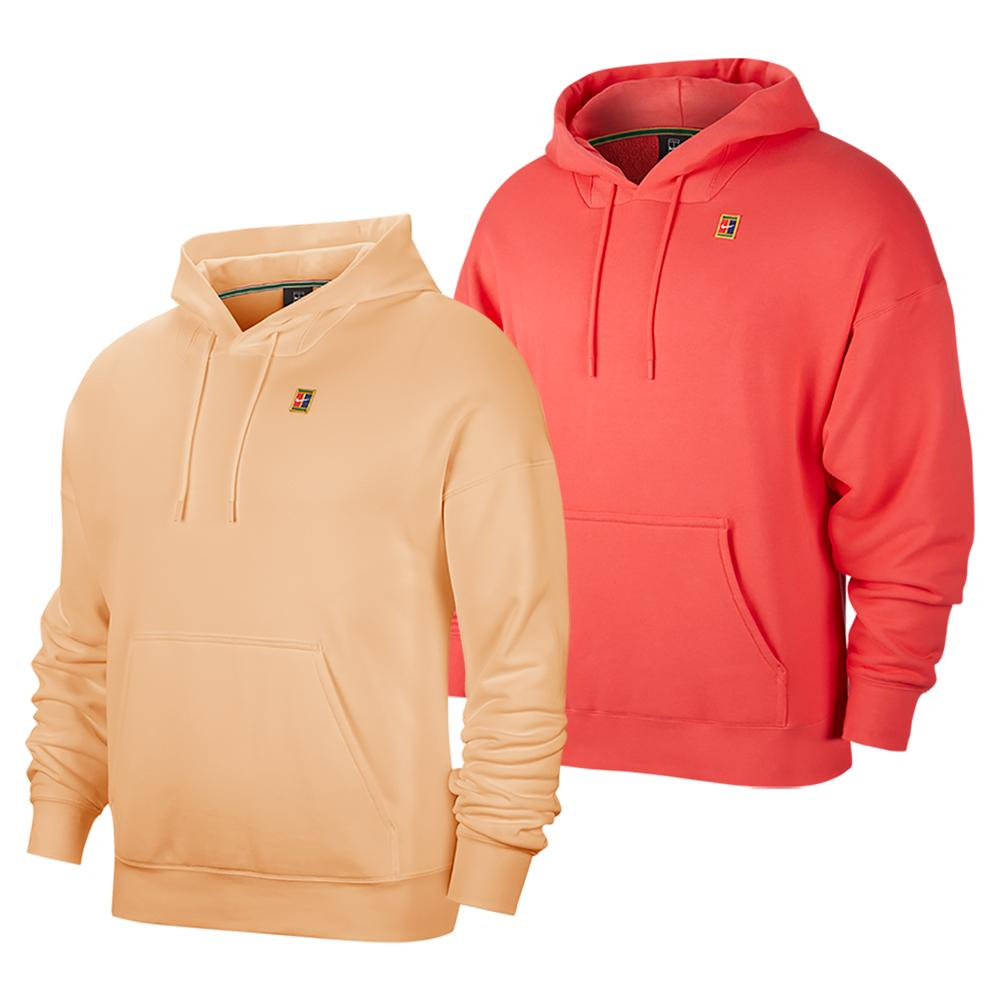 Men's Court Heritage Fleece Tennis Hoodie