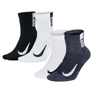 Multiplier Running Ankle Socks (2 Pair)