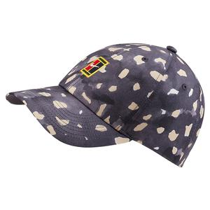 Court Heritage86 Logo All Over Print Tennis Cap