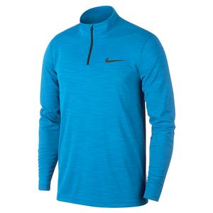 Men`s Superset Long-Sleeve 1/4-Zip Training Top