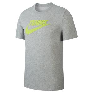 Men`s Court Dri-FIT Graphic Tennis Tee
