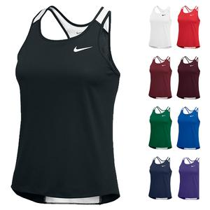 Women`s Breathe Stk Rd Singlet