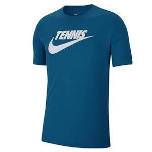 Men`s Court Dri-FIT Graphic Tennis Tee