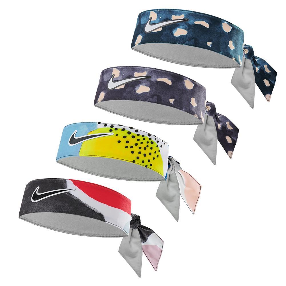 Graphic Tennis Headband