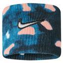 Graphic Premier Tennis Wristbands 990_VLR_BLUE/WSH_CRL