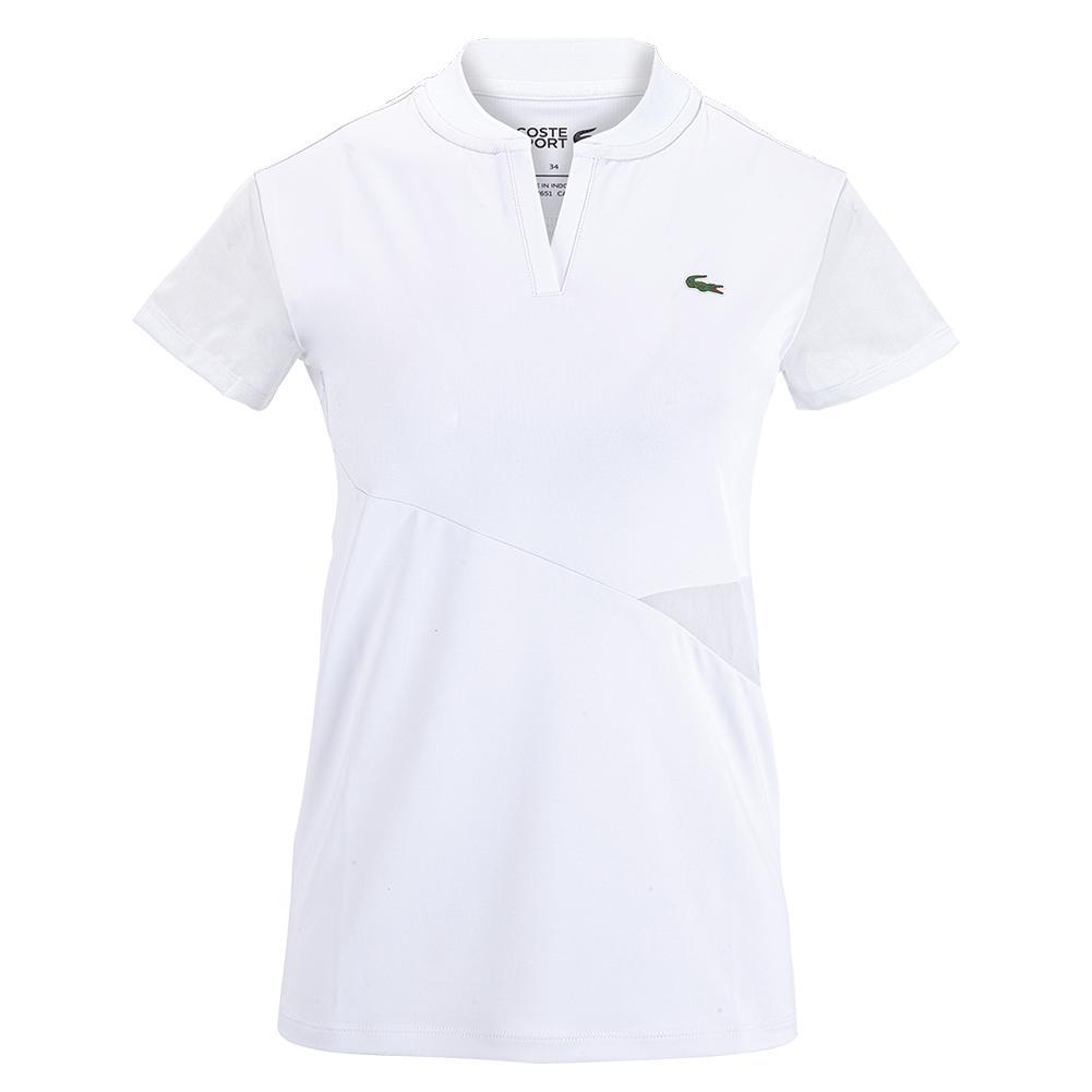 Women's Ultra Dry Banana Collar Tennis Polo