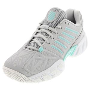 Juniors` Bigshot Light 3 Tennis Shoes Vapor Blue and Aruba Blue
