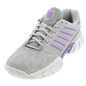 Women`s Bigshot Light 3 Tennis Shoes Vapor Blue and White