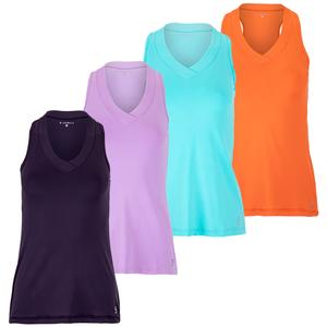 Women`s UV Racerback Tennis Tank