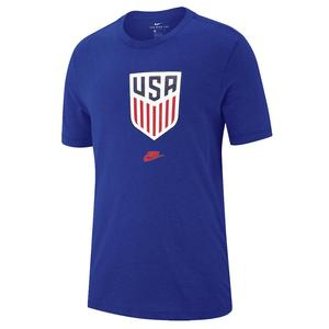 Boys` USA Evergreen Crest Tee