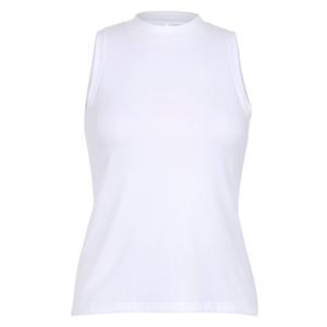 Women`s Norris Tennis Tank White