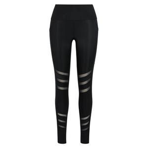 Women`s Cara High Rise Tennis Legging Onyx