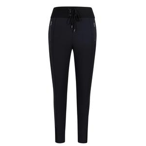 Women`s Sienna High Rise Tennis Jogger Onyx