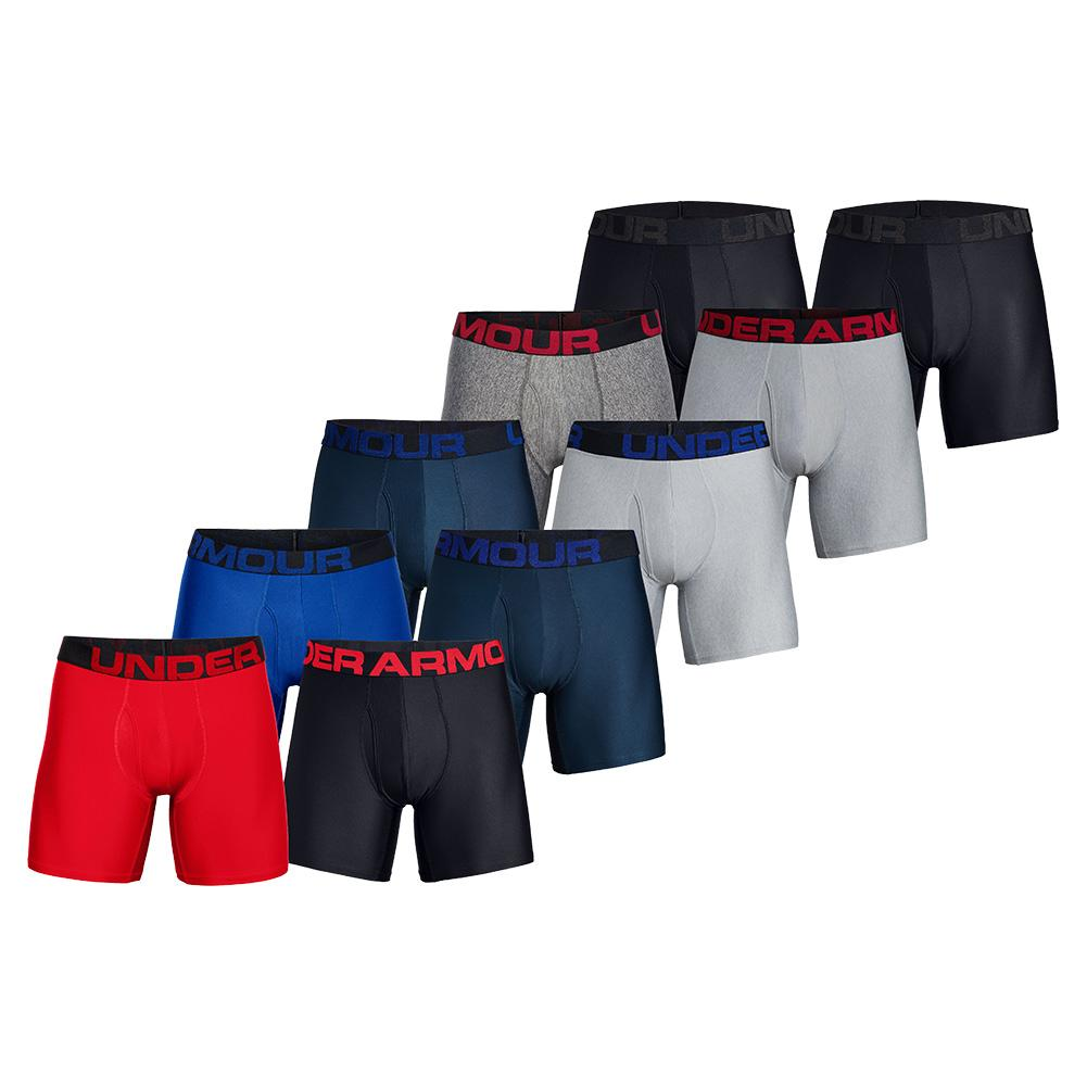 Men's Tech 6 Inch Boxerjock 2 Pack