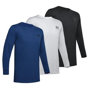 Men`s Sportstyle Left Chest Long Sleeve