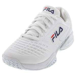 Men`s Axilus 2 Energized Tennis Shoes White