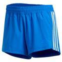 Women`s Pacer 3 Stripe Short FJ7145_GLORY_BLUE