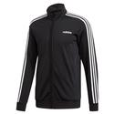 Men`s 3 Stripe Jacket DQ3070_BLACK/WHT