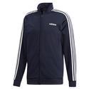 Men`s 3 Stripe Jacket DU0445_NAVY