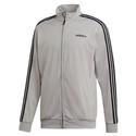 Men`s 3 Stripe Jacket DU0451_STONE_GREY/BK
