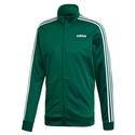 Men`s 3 Stripe Jacket FM6080_GREEN/WHT